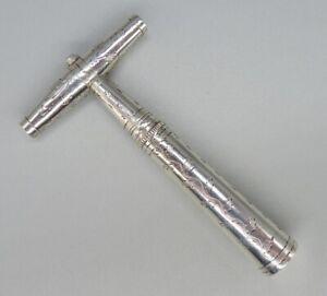 Corkscrew - Silver Pocket or Picnic Corkscrew