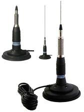 Sirio ml-145 mag potente radio CB antena con antena magnetfuss ml-145mag