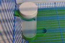 Plastic Garden Bird Seed and Water Feeder Hanging Birdseed Container