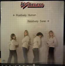Splendid Canadian Hard Rock LP by WIRELESS Positively.....1979 US Press MINT