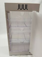 JUULS 9 Slot Lockable RETAIL METAL DISPLAY CASE Holds 90 Units Factory Sealed