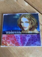 Madonna Beautiful Stranger UK CD Single