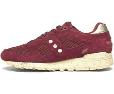 a9b2cba3bf61 Saucony Shadow 5000 Gold Rush Mens Size 10 Burgundy Gold Sneakers S70414-2