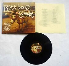 "Blackberry Smoke ""Holding All The Roses"" Black Vinyl LP - NEW!"
