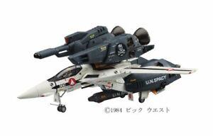 Hasegawa 1/48 Macross VF-1S/A STRIKE/SUPER VALKYRIE Skull Squadron Model #bm4