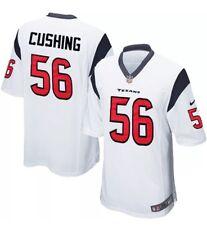 Nike Men's Brian Cushing Houston Texans White Onfield Jersey SZ L