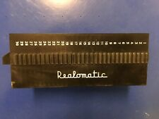 Vintage REALIST 400 REALOMATIC TRAY 30 Cap Slide Projector File CADDY 2401