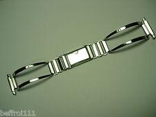 Bracelet metal vintage strap 18 19 20 mm montre 70s moto ,type RACING, N33101