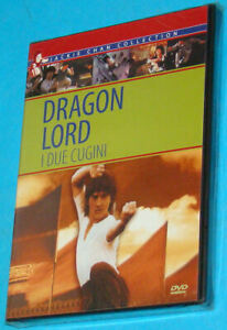 Dragon Lord - I Due Cugini - DVD - Jackie Chan Collection