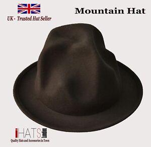 iHATSLondon Pharrell Williams Odd Shaped Oversized Mountain Tall Hat -UK