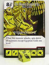 Yu-Gi-Oh Dice Masters - #110 The Winged Dragon of Ra - Blaze Cannon - Base Set