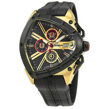 Lamborghini Spyder Black Dial Mens Chronograph Watch 9003