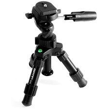 MATIN MP-302 D-SLR RF Mirrorless Camera Table Top Mini Tripod 2sec w/ Case&Head