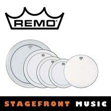 """REMO ENCORE DRUM HEAD PRO FUSION PACK 2. 10"""", 12"""",14"""" +14"""", 20"""" SKINS EN-PS40-PP"""