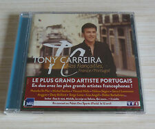CD ALBUM NOS FIANCAILLES FRANCE PORTUGAL TONY CARREIRA 13 TITRES 2014 NEUF