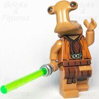 New Star Wars LEGO® Noga-ta (Rusty) Ithorian Jedi Master Minifig 75051 Genuine