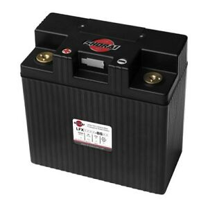 Shorai Lithium Iron Extreme-Rate Battery LFX19A4-BS12