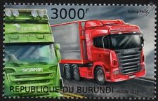 SCANIA R-Series R620 Highline Transport Lorry Truck HGV Vehicle Stamp