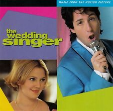 THE WEDDING SINGER - MUSIC FROM THE MOTION PICTURE / CD