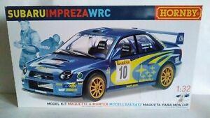 SUBARU IMPREZA WRC KIT HORNBY SCALA 1/32