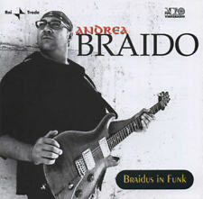 ANDREA BRAIDO - Braidus in Funk CD video radio