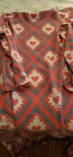 Snuggie Blanket - Adult Size with Pink Hearts