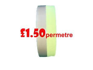 Vacuum sealer tape   various widths £1.5 per meter  minimum order 5 meters