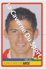 N°056 JUAN CARLOS ARCE # BOLIVIA STICKER PANINI COPA AMERICA VENEZUELA 2007