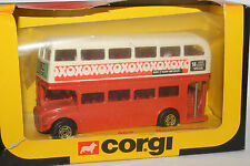 Corgi 1981 Double Deck Bus, OXO #469, New in Box