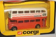 Corgi 1981 Double Deck Bus, OXO #469, New in Box