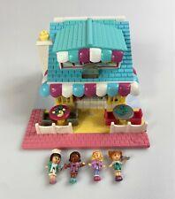 Polly Pocket Pollyville Pizzeria Vintage Playset Near Complete 1993 Bluebird #2