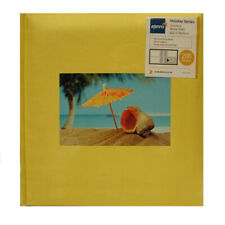 Kenro HOLIDAY Series 200 6x4 Album - Sunshine Yellow