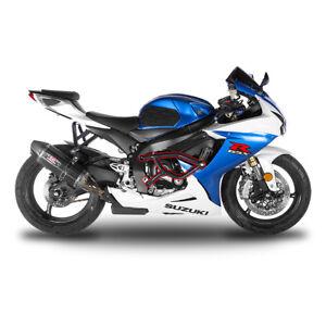 Suzuki GSXR 600 / GSXR 750 2011-2021 R-Gaza No Cut Crash Bars with Sliders