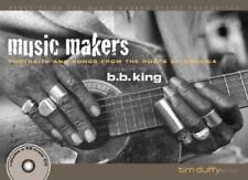Music Makers: Portraits and Songs from the Roots of America-ExLibrary