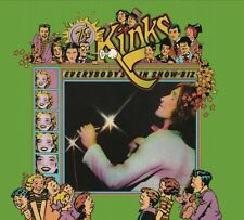 THE KINKS -EVERYBODY'S IN SHOWBIZ -LEGACY EDITION (2 DISC SET 2016) NEW N SEALED