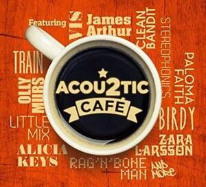 Akustisch Cafe 2 CD  Acou2tic Cafe - neu + OVP