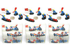 36pc 1998 TYCO Hot Wheels Kyle Petty #44 HO Slot Car Racing PIT CREW Scene 33569