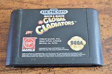 Mick &  Mack: Global Gladiators (Sega Genesis, 1992) - Game Cartridge Only