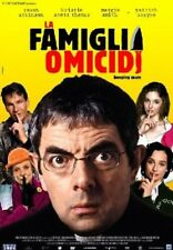 LA FAMIGLIA OMICIDI  DVD COMICO-COMMEDIA