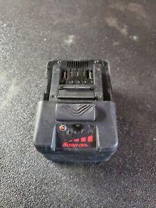 Snap-on CTB8185BK 18V Volt 4.0Ah Li-Ion Battery