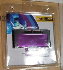 "3-11 size 4-1/4""x2"" solar Auto Darkening Welding Lens Filter Fixed DIN 11 $$"