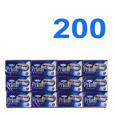 200 Dorco Prime Platinum Double Edge Razor Blades FAST SHIP FROM USA
