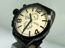 U Boat 7249 Left Hook Chronograph LH B53-08 LIO46M PVD/ION 52mm $$2,650 NIB
