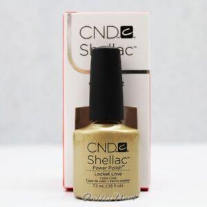 CND SHELLAC UV Gel Nail Polish Base Top Coat 7.3ml 0.25oz Pick ANY Color PART B