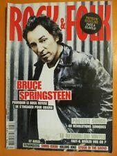 Rock & Folk N° 536 du 4/2012-Bruce Springsteen-Protest Songs-Stranglers-C.Isaak