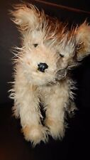 """WowWee Wow Wee Plush Terrier Puppy Dog Interactive with Sounds 15"""" Stuffed Toy"""