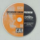 Exclusive Sneak Preview PC CD ROM Everquest Planes of Power - Online Adventures