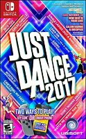Switch Just Dance 2017 for Nintendo Switch (Brand New, Sealed, Free Shipping !)