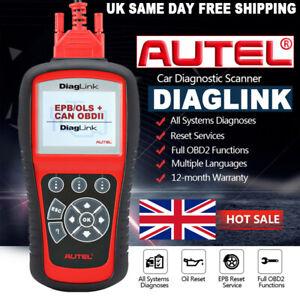 [2021NEW] Autel OBD2 Full Systems Diagnostic Code Reader DiagLink MaxiDiag Elite