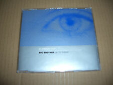 ELEMENTFOUR - PAUL OAKENFOLD & ANDY GRAY - BIG BROTHER THEME - CD SINGLE - NEW